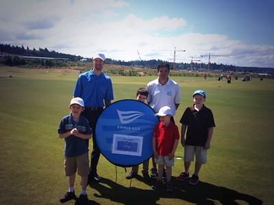2014 Golf Challenge - Chambers Bay
