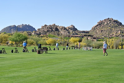 2014 Golf Challenge - Troon North