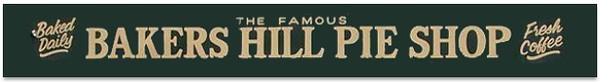 Bakers Hill Pie Shop