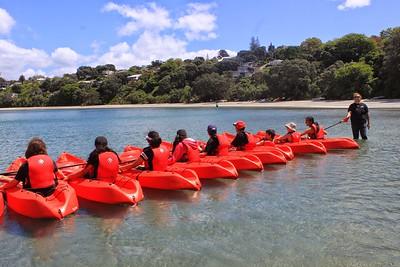2014 Pounamu Waiheke Marae Trip