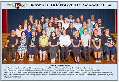 2014 School Photos