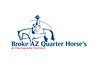 Broke AZ Quarter Horse's & Therapeutic Services