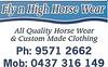 Fly n High Horse Wear