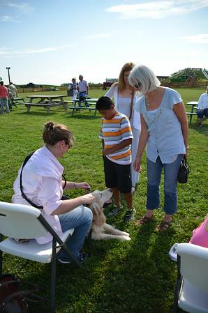 2014-08-10 K9 Kare 9 - Stade's Farm Outdoor Worship
