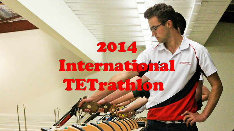 2014 PCAWA International Tetrathlon