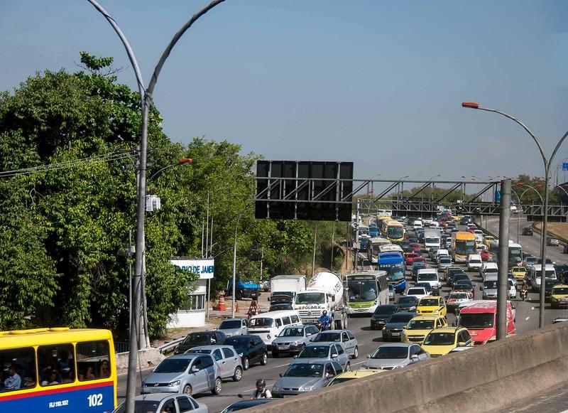 010 Rio Traffic