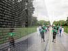045 At the Vietnam War Memorial