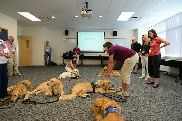 3rd Annual LCC K-9 Comfort Dog National Conference - 2014
