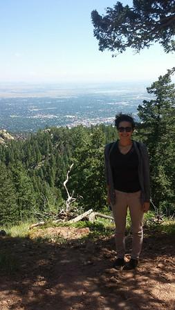 Intern/graduate student overnight field trip in July