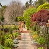 Formal Garden Scene