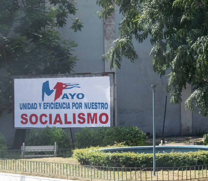 "05 ""May-our united and efficient socialism"""