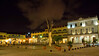 126 Plaza Vieja at night