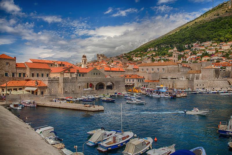 Old Dubrovnik Habour