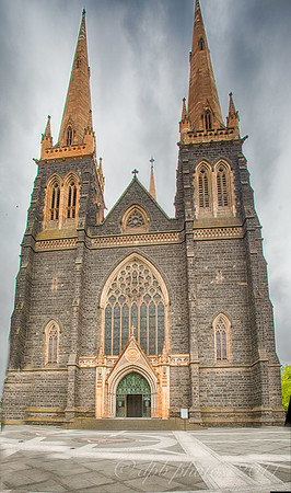 St. Patrick's Cathedral ~ Main Entrance