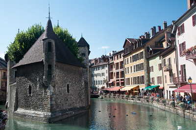 Annecy, the Venice of France