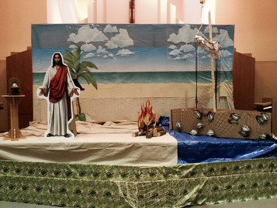 Immanuel Mokena VBS Decorations