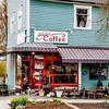 Arbutus Coffee Shop