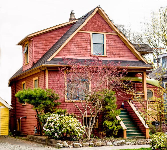 Kitsilano House