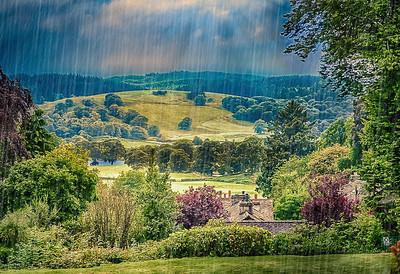 Lake District Rain