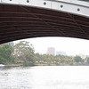 Under the Princes Bridge