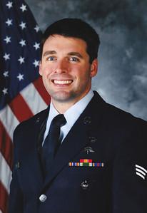 Dominic Luke, SrA, USAF