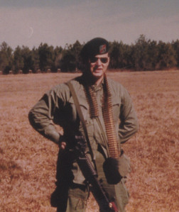 John H Gesser, III, E7, Sergeant 1st Class, Army Special Forces