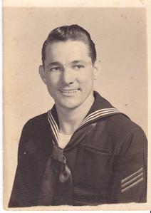 Joseph Oalmann, Jr, Seaman 1C, Navy