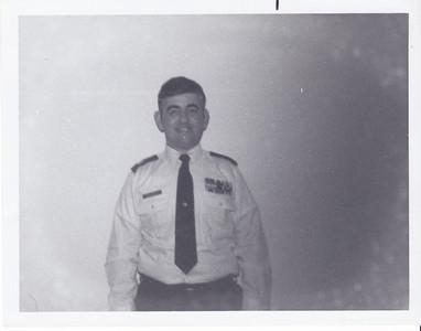 John L Dollinger, Sr, MSgt, USAF, Ret