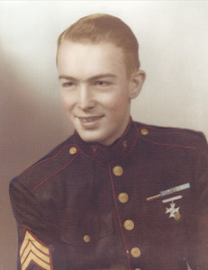Len Hebert, SSgt, USMC   Vet