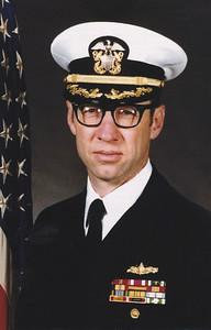 Robert Shenk, Captain, USNR, Retired