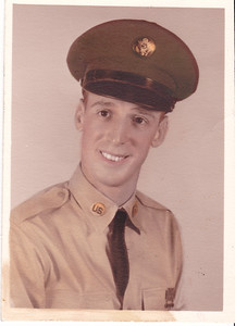 Richard Evans, Msgt, Army, Ret