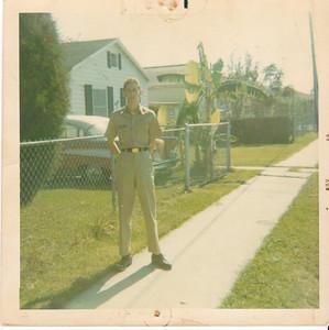 Larry J Decareaux, Jr, E1, USArmy