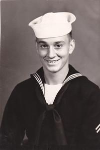Ed Schmidt, E-5, PR2, Navy