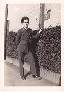 John Gereighty, SSgt, USAF