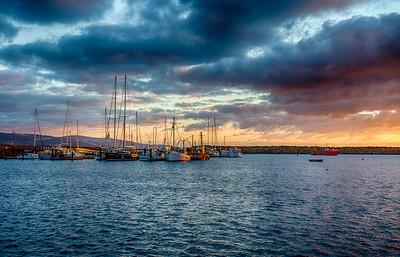 Apollo Bay Boat Harbour