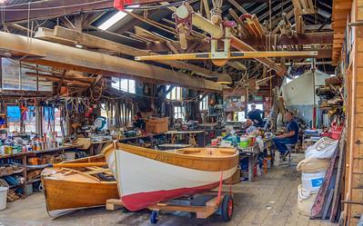 C. H. Blunt Boatbuilder
