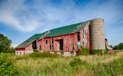Old Disused Barn