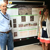RESESS 2014 poster session at the NCAR Center Green campus. (Photo/Beth Bartel, UNAVCO)
