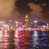Hong Kong at Night