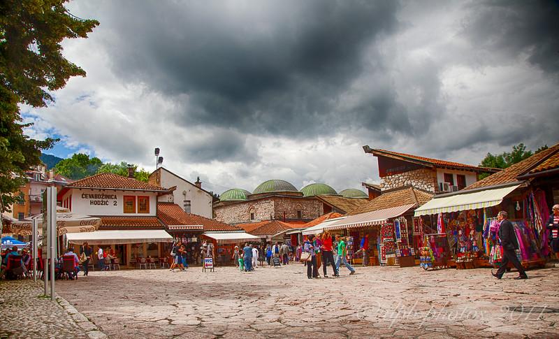 Sarajevo Market