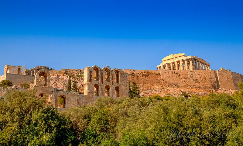 Parthenon - Athenian Acropolis