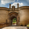 Nottingham Castle - Main Gate