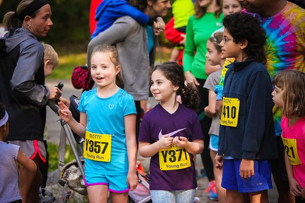 Cabin John Kids Runs 2014
