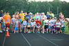 Midsummer Night's Mile 2014, MCRRC, Photo by Dan Reichmann