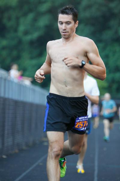 Midsummer Night's Mile 2014, MCRRC, Photo by Dan Reichmann