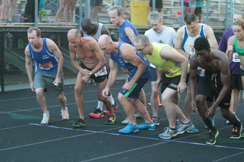 Midsummer Night's Mile 2014, Photo by Jim Rich