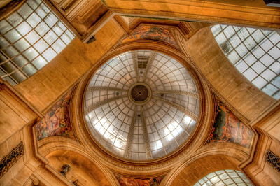 Nottingham Council House Dome