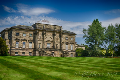 Keddlestone Hall, Derbyshire