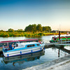 Dockside on River Trent