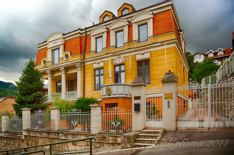 Apostolic Nunciature of Sarajevo